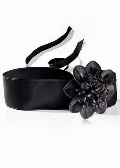 ceinture a nouer cuir noir,ceinture a nouer en daim,ceinture a nouer noire 9fc36c38993