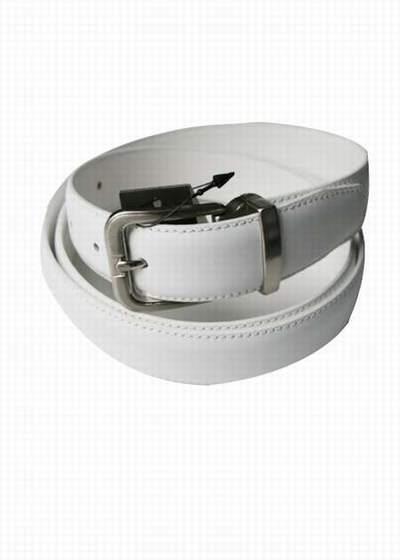 ceinture blanche avec boucle,ceinture guess femme blanche strass,ceinture  militaire blanche 23b1a010072